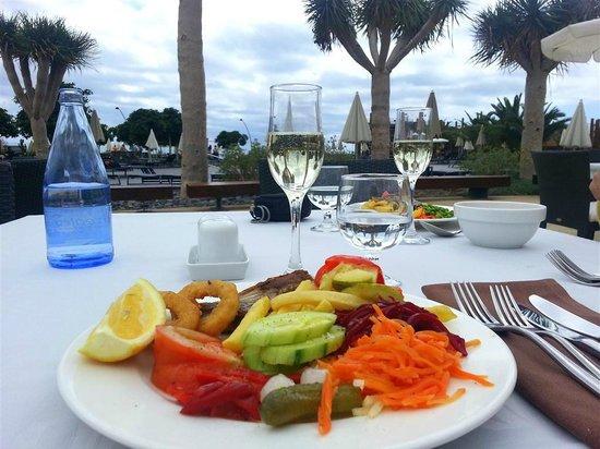 Sandos San Blas Nature Resort & Golf: Lunch