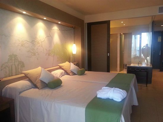 Sandos San Blas Nature Resort & Golf: Vårt rum (A 233 )