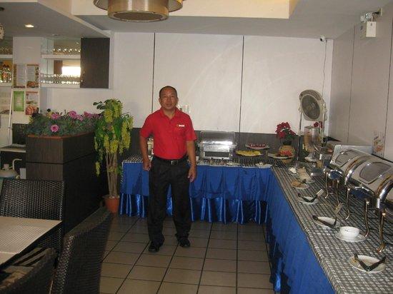 Baan Boa Resort: Frukosten