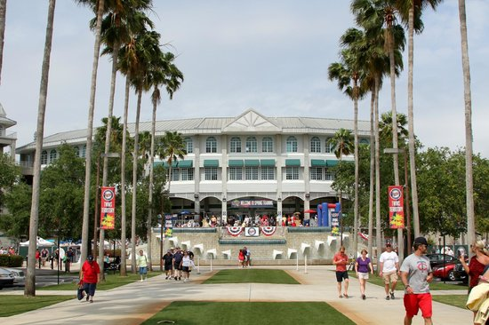 CenturyLink Sports Complex - Hammond Stadium: Spring Training home of the Minnesota Twins
