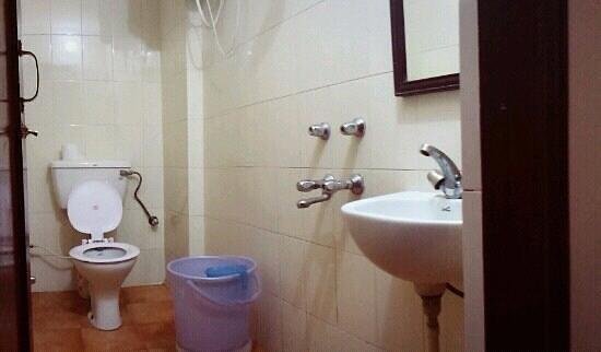Hotel City Inn : bathroom
