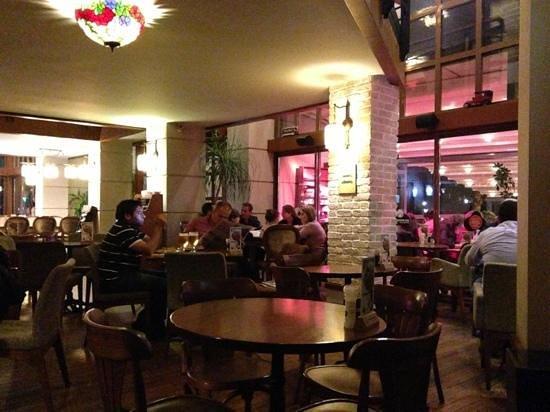 Shakespeare Coffee & Bistro : restaurant