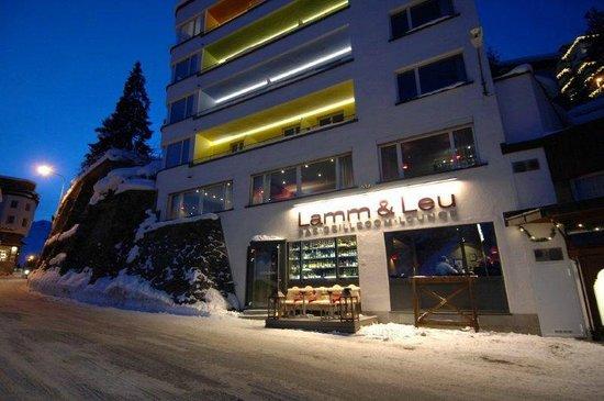 Willkommen im Lamm & Leu