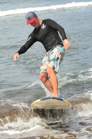 Zack Howard Surf: Zack