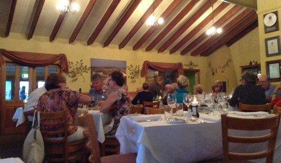 Hermitage Lodge : Il Cacciatorre restaurant
