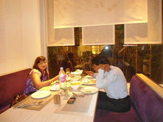 The Ashtan Sarovar Portico: Coffee Shop --Twenty Ten