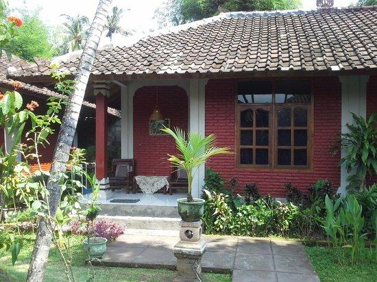 Hotel Angsoka: Bungalow