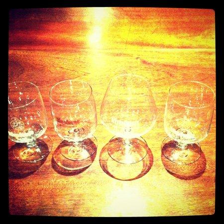 Klipdrift Distillery: Glass half empty?