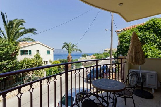 "Greka Ionian Suites: ""Kerkyra"" Suite's Sea View"