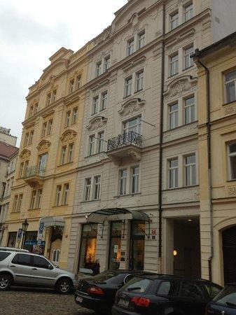 Maximilian Hotel: hotellet-därifrån kan man nå alla sevärdheter till fots