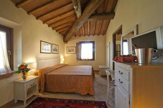Fattorie Santo Pietro: Camera superior matrimoniale