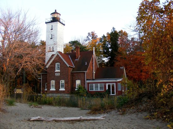Presque Isle State Park: The Lighthouse