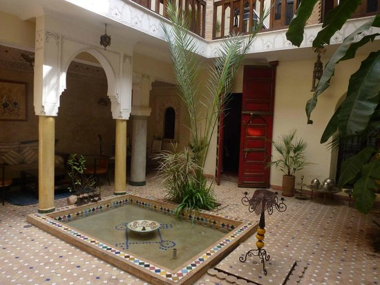 Riad Nomades: stylish