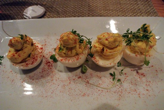 Coolinary Cafe: Deviled Eggs