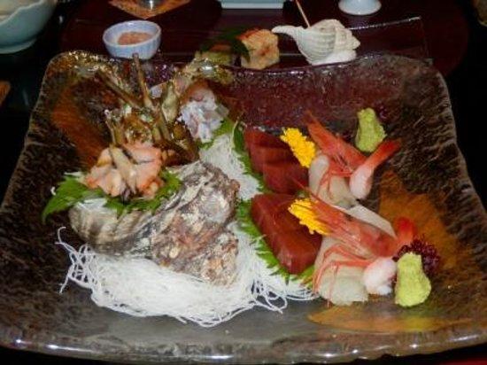 Hotel Miyabi: dinner