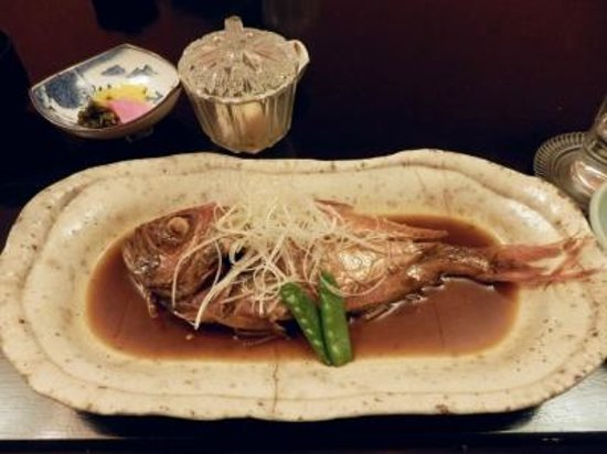 Hotel Miyabi: dinner2