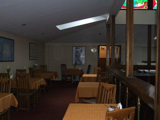 Hotel Kazimierz: Morning dining area