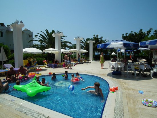 Aqua Plaza: brodzik i wyjście na plaże