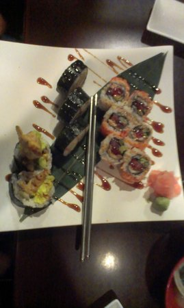 Mr. Sushi: Blind Date & other special roll