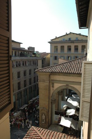 B&B Olga's House: View from Hotel Room