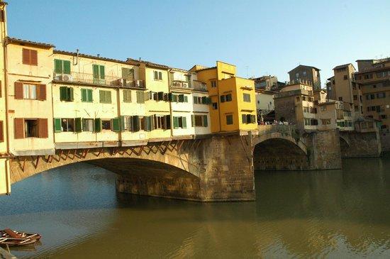 B&B Olga's House: famous Ponte Vecchio