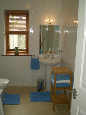 Full Bathroom of Ground Floor Apartment