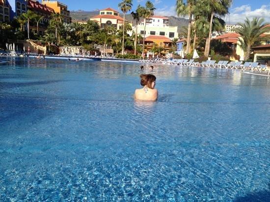 Bahia Principe Costa Adeje: Sirena de media tarde...