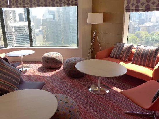 Pullman Sydney Hyde Park: Comfortable Executive Lounge
