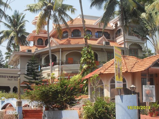 Thiruvambadi Beach Retreat: view of the main bulding