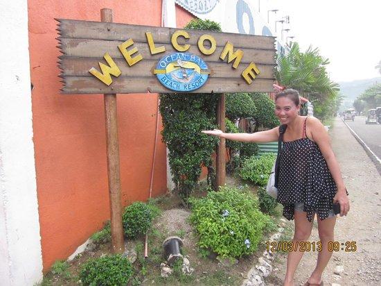 wat een uitzicht - Picture of Ocean Bay Beach Resort ...