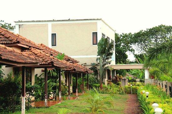 Makara Village: Reception Building