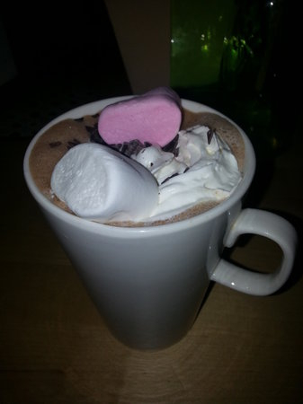 The Chocolate House: Hot Chocolate