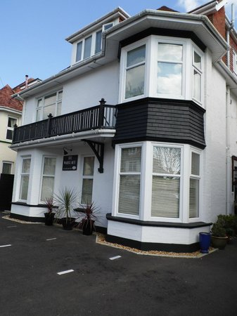 The Waterside B&B : Front Guest Hse