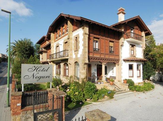 Hotel Neguri: Hotel