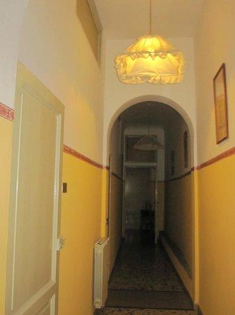 Tourist House Duomo: Hallway