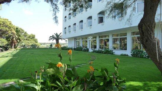 Grand Hotel Costa Brada: Giardino dell'hotel