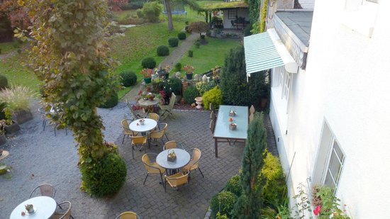 Pension Gut Stockum: Terras