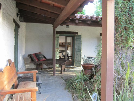 Casa Cody: Casa view