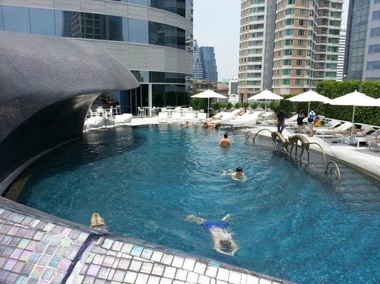 Swimming Pool Picture Of W Bangkok Bangkok Tripadvisor