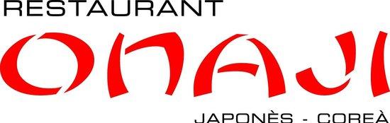 Onaji Restaurante Japones: Logo