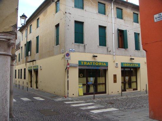 Hotel A Padova Vicino Alla Basilica