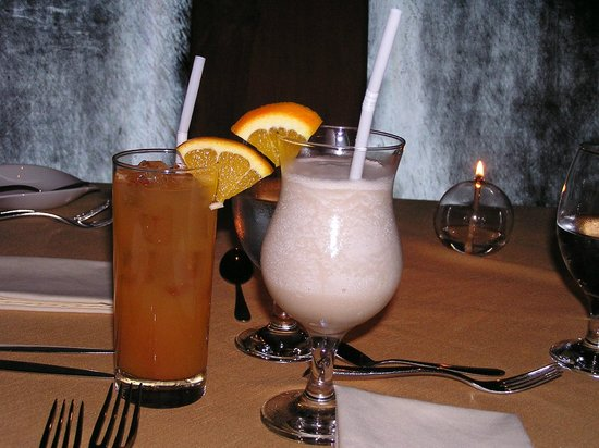 The Springs Resort and Spa: Our Drinks including the Bushwalker