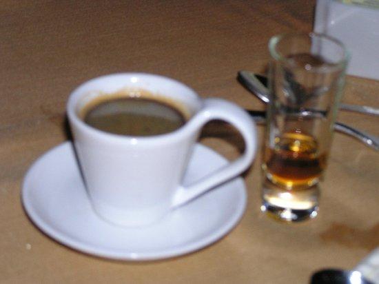 The Springs Resort and Spa: Caffè Corretto