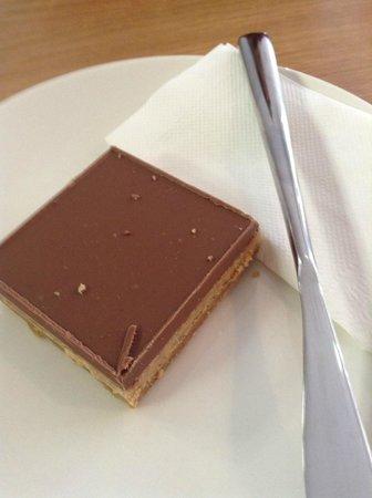La Locanda Italian Bistro Edinburgh: Caramel Slice