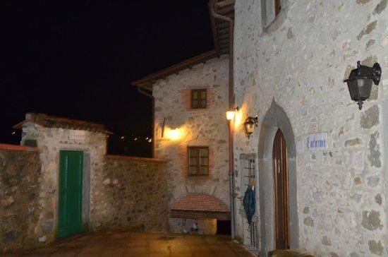 Agriturismo I Cerretelli: Nachtspaziergang