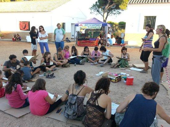 Territorio Activo: Albergue Rural Territorio Del Gato: Actividades