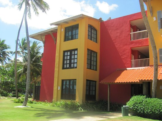 Tropical Princess Beach Resort & Spa: One of the hotels
