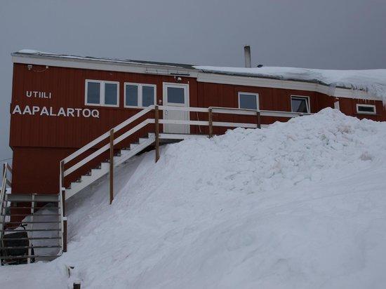 Tasiilaq, Grenlandia: Hotel Red House