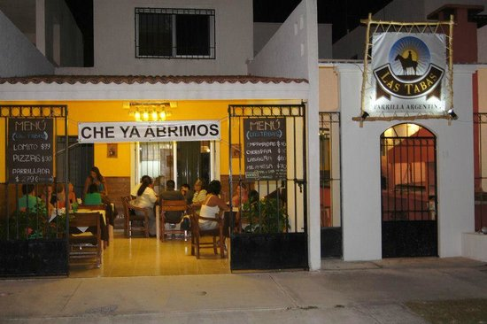 Las Tabas Parrilla Argentina