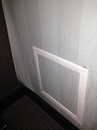 Holiday Inn Le Touquet: papier peint chambre